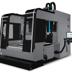 Hurco BX60i Double-Column Bridge Design Machining Center