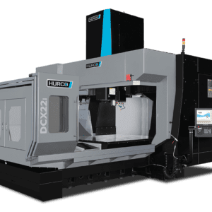 Hurco DCX22i-50T Double Column Machining Center