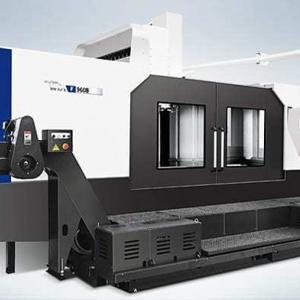 Hyundai WIA F960B Vertical Machining Center