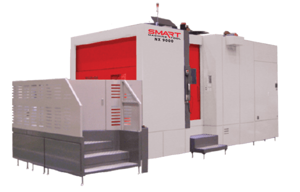 SMART NX 9000 Horizontal Machining Center